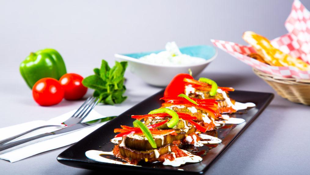 Eggplant Borani Balena Afghan Restaurant & Karahi House Mississauga